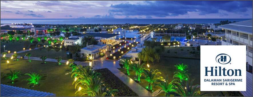 Hilton Dalaman Sarıgerme Resort&Spa